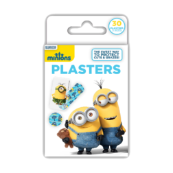 MinionsPlasters-for-kids