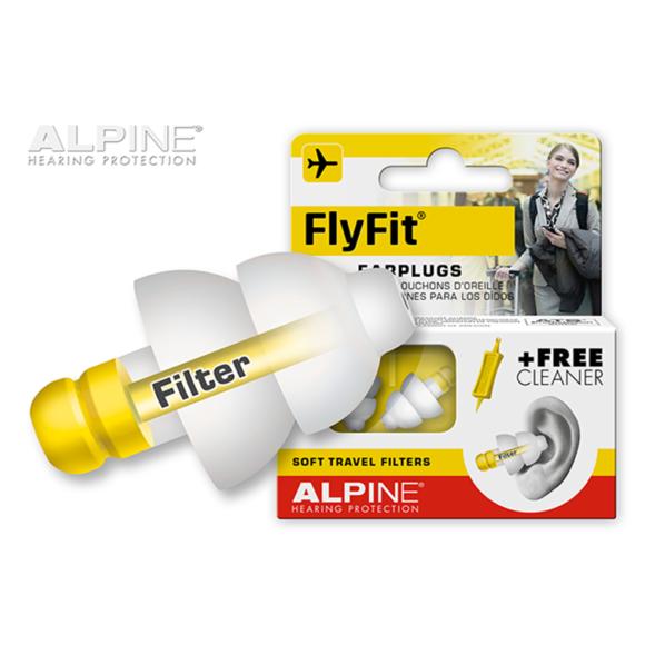 Alpine FlyFit kõrvatropid lennureisiks2