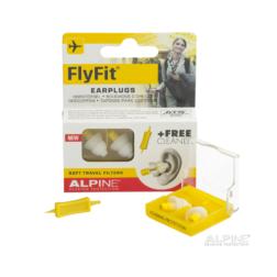 Alpine FlyFit korvatropid lennureisiks
