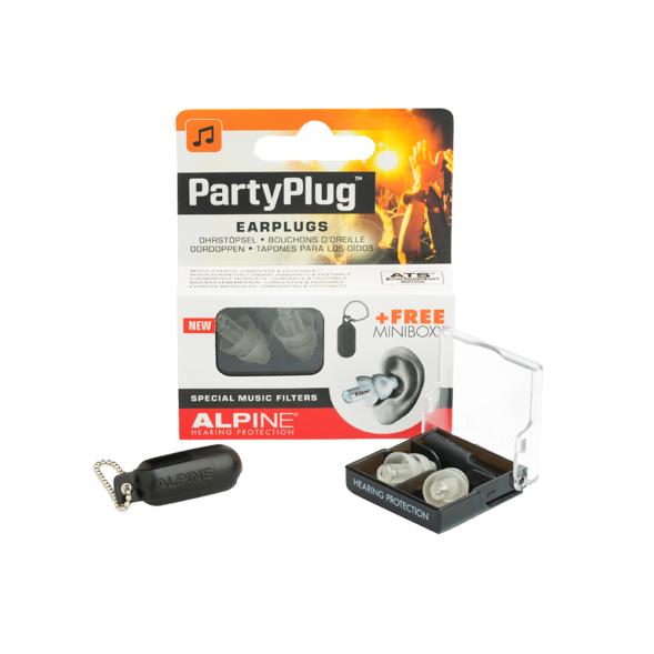 Alpine PartyPlug korvatropid