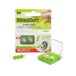 Alpine SleepSoft kõrvatropid magamiseks