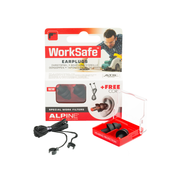 Alpine WorkSafe kõrvatropid
