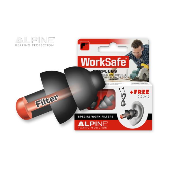 Alpine WorkSafe kõrvatropid01