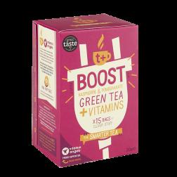 Roheline-tee-Boost-b-vitamiinidega-pakend