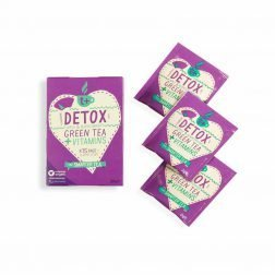 Roheline tee, Detox