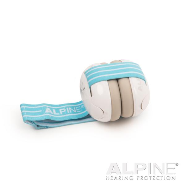 Alpine Muffy Baby kõrvaklapid beebidele sinine-valge_02