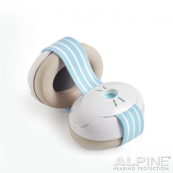 Alpine Muffy Baby kõrvaklapid beebidele sinine-valge_03