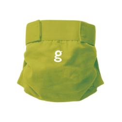 gDiapers mähkmepüksid - Guppy Green gPants