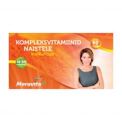 Meravita kompleksvitamiinid naistele 18-50