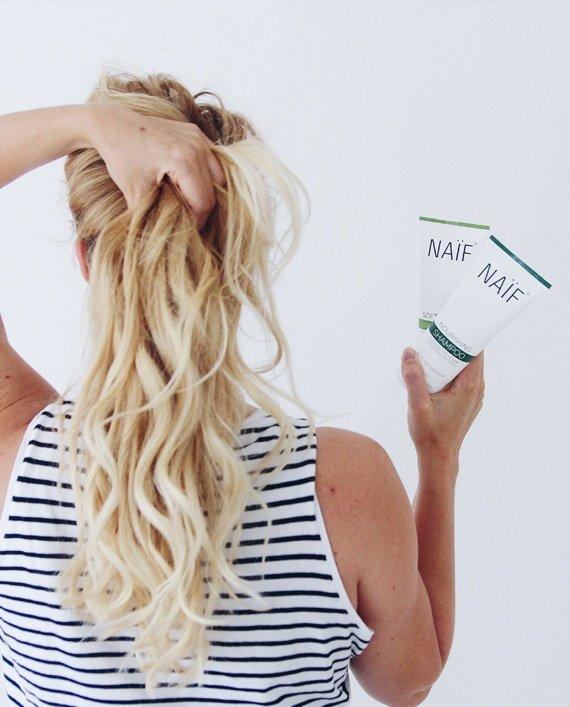 Naif šampoon ja palsam
