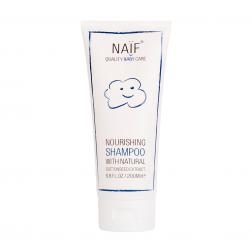 Naif niisutav šampoon beebidele ja lastele