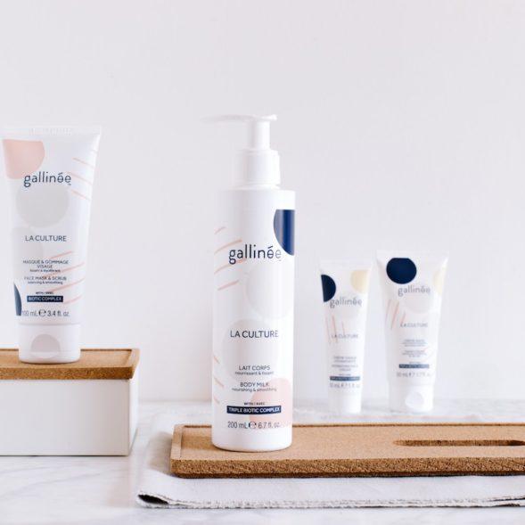 Gallinée nahahooldustooted probiootikumidega2