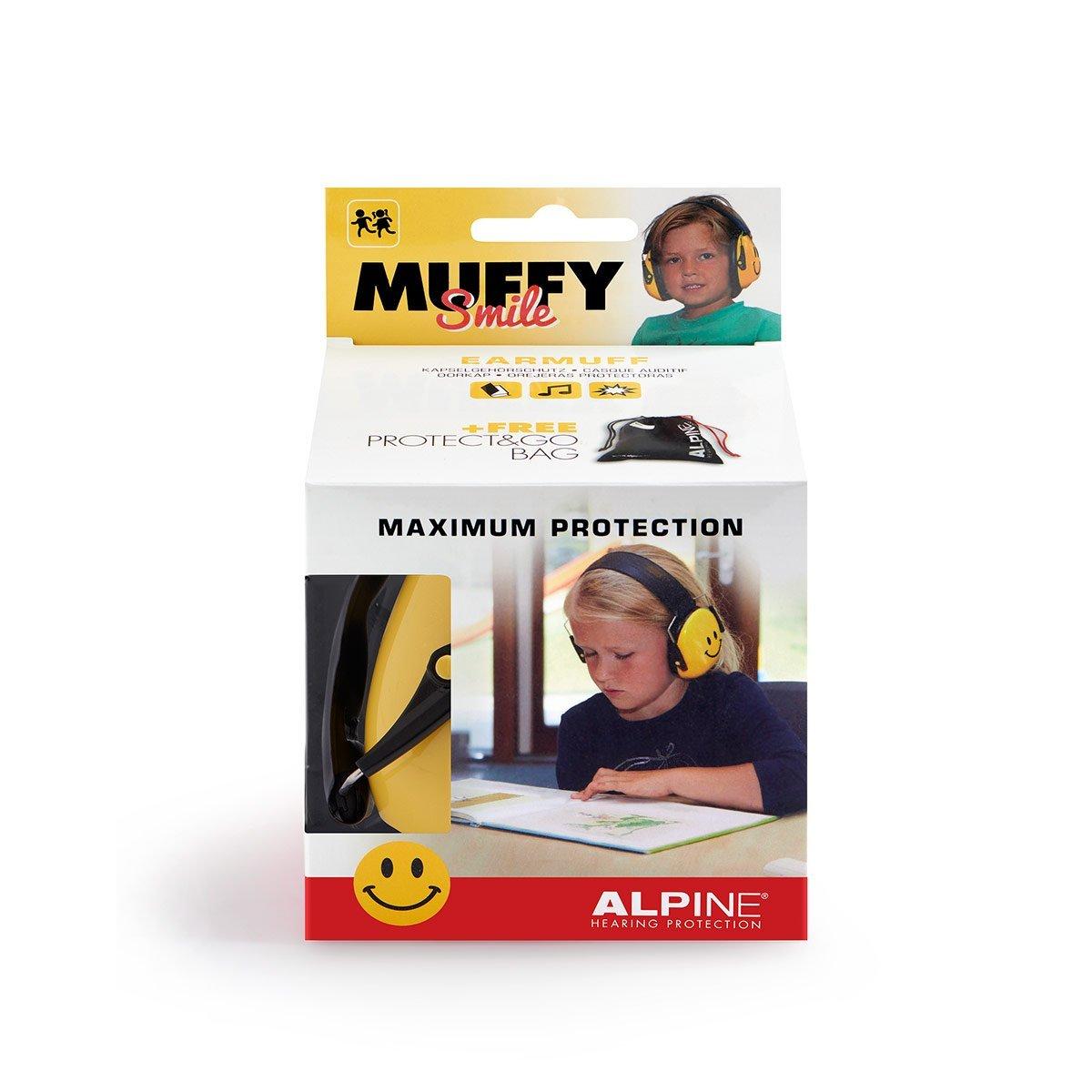 Alpine Muffy Smile kõrvaklapid lastele pakendi pilt