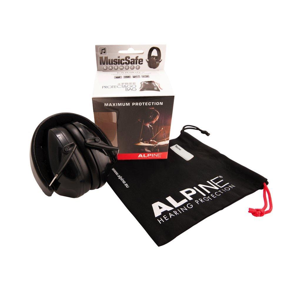 Alpine MusicSafe kõrvaklapid muusikutele ja trummaritele