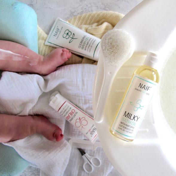 Mida peab teadma beebi naha kohta?
