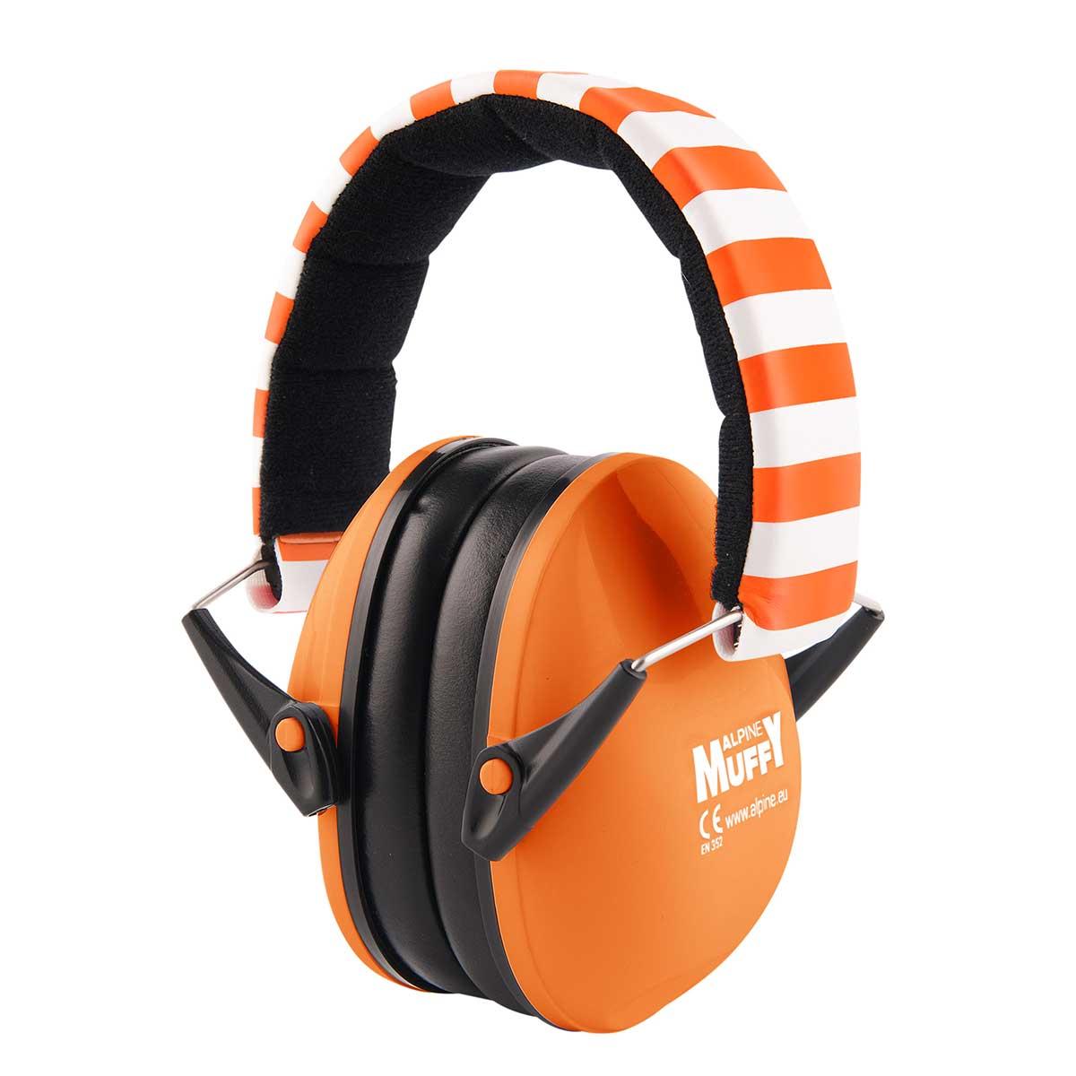 Alpine Muffy kõrvaklapid lastele, oranž